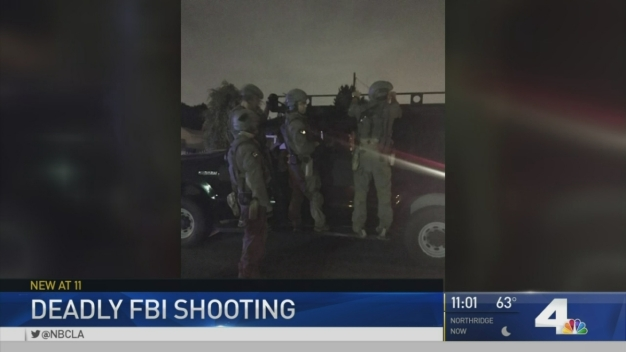Man Fatally Shot by FBI Agent