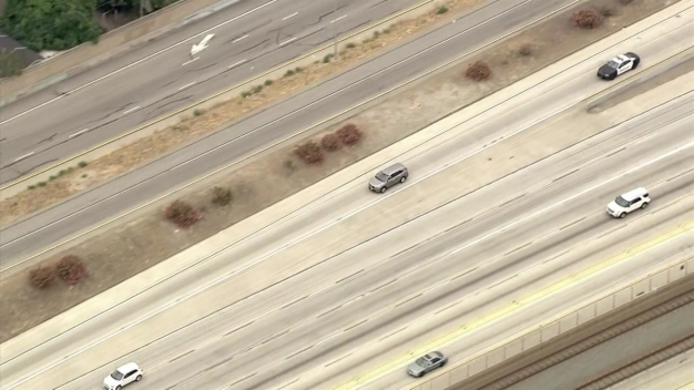 Driver Arrested After 2-Hour Pursuit Across LA County