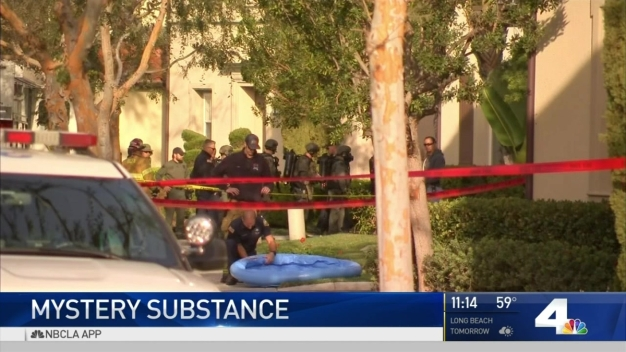 Mystery Substance Discovered in Irvine Home