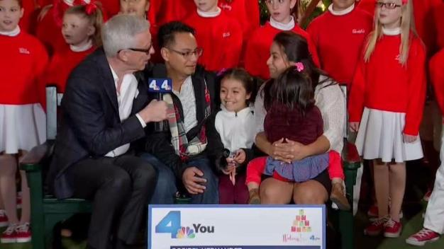 NBC4 Grants a Wish