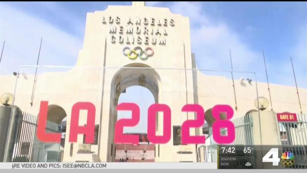 NC Extra: Mayor Eric Garcetti Looks Ahead to 2028 Olympics