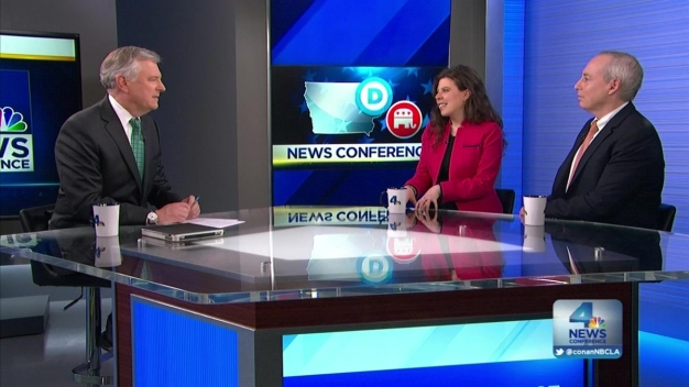 NewsConference: Iowa Caucuses and the Dems