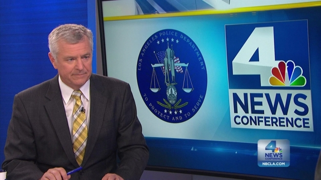 "NewsConference: LAPD Police Commission VP ""There Should be an Examination of the Options"""