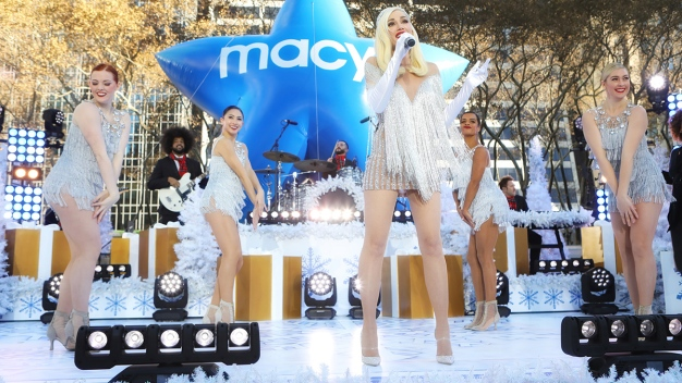 PHOTOS: Macy's 2017 Thanksgiving Parade