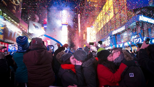 NYC Prepares for Icy New Year's Eve Celebration