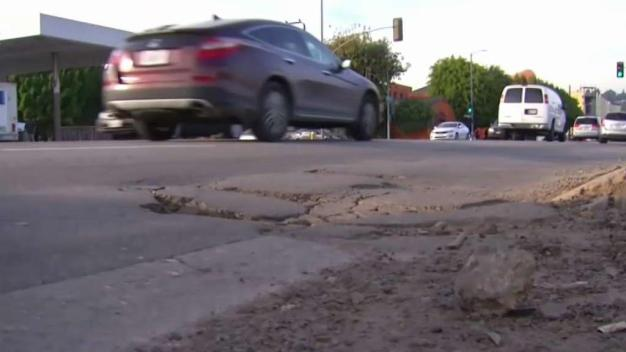 New Study Says California's Roads Are Worst in Nation