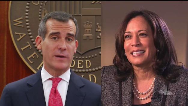 NewsConference: Garcetti, Harris Prepping Presidential Run?