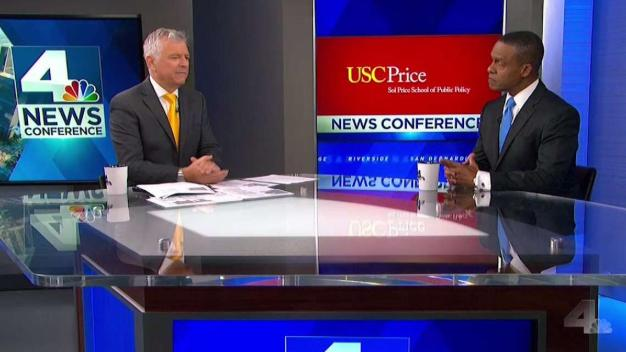 NewsConference: Terrorism Conference at USC