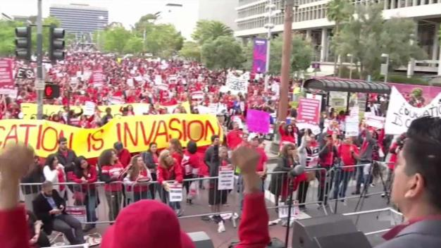 NewsConference: UTLA Close to Strike