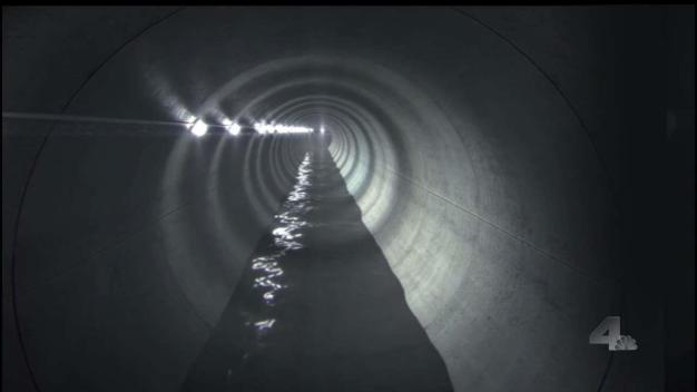 NewsConference: Water Tunnel Project Worth Billions Gets OK