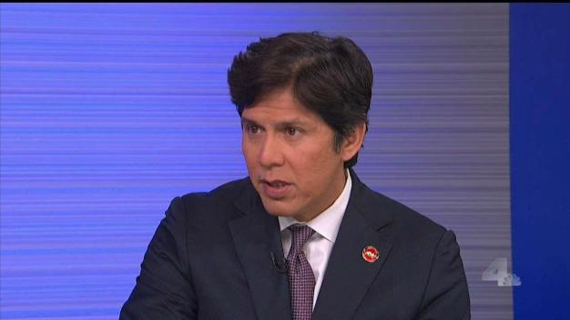NewsConference: What's Next For Kevin De Leon?