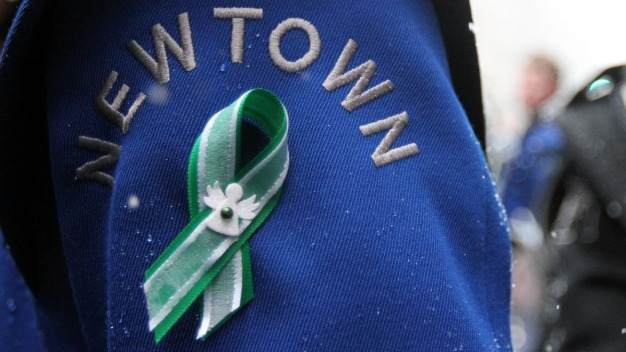 On Newtown Anniversary, a Somber Remembrance
