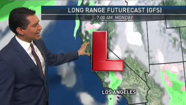 PM Forecast: Cool Evening and a Cool Day Tomorrow