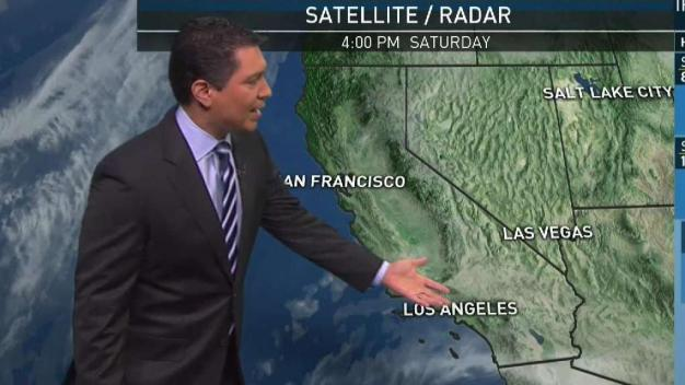 PM Forecast: Offshore Winds Continue Through Friday