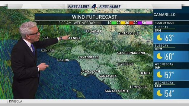 PM Forecast: Temperatures Warming Back Up
