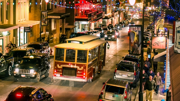 Park City: Say Yes to All That