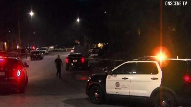 Police Shoot Man Suspected in Porter Ranch Stabbing