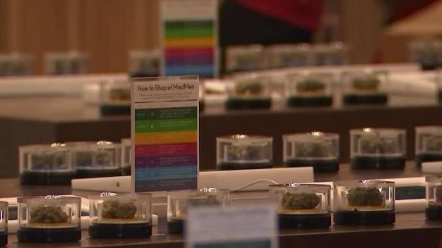 Pot Shop Open for Business in Downtown Los Angeles