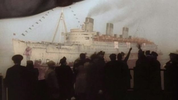 Queen Mary Celebrated on 80th Anniversary