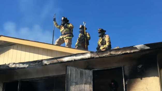 Good Samaritan Rescues Elderly Man from Apt. Fire in Antioch