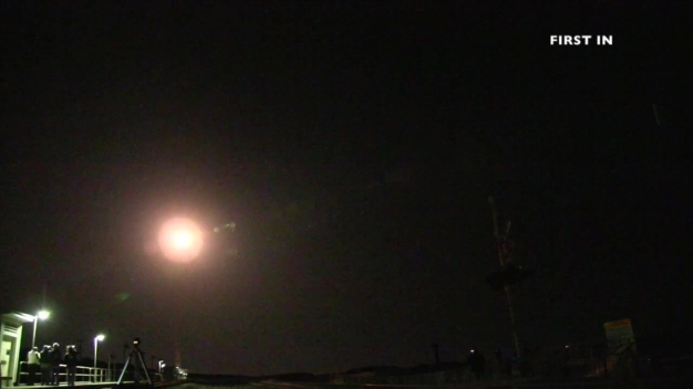 WATCH: Rocket Launch at Vandenberg AFB