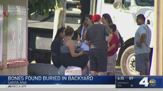 Report of Buried Remains in OC Backyard Sparks Investigation