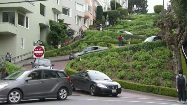 Crimes Increasing in SF's Popular Tourist Attractions