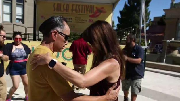 Salsa Dancing and Salsa Making in Redwood City