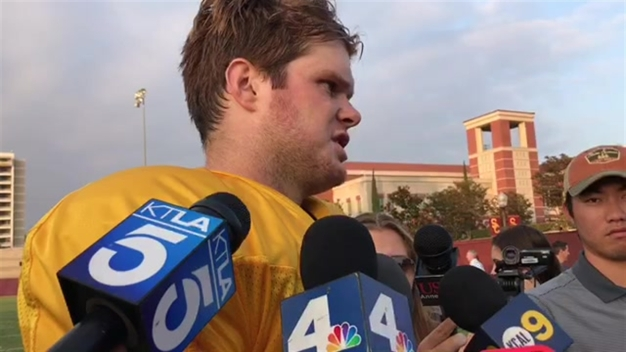 Sam Darnold on USC Resilience