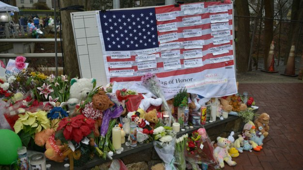 Sandy Hook Marks 3rd Anniversary of School Shooting