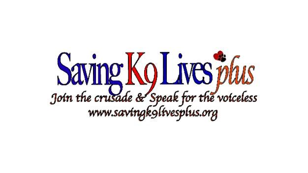 Saving K9 Lives Plus
