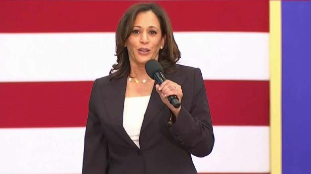 Sen. Kamala Harris Hold Campaign Event in LA