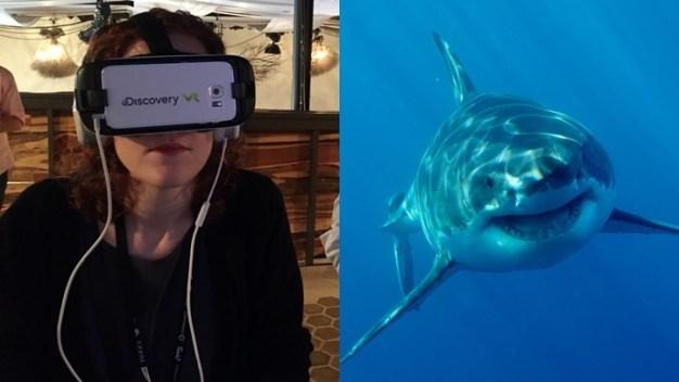 Paley Center: Shark Week Goes VR
