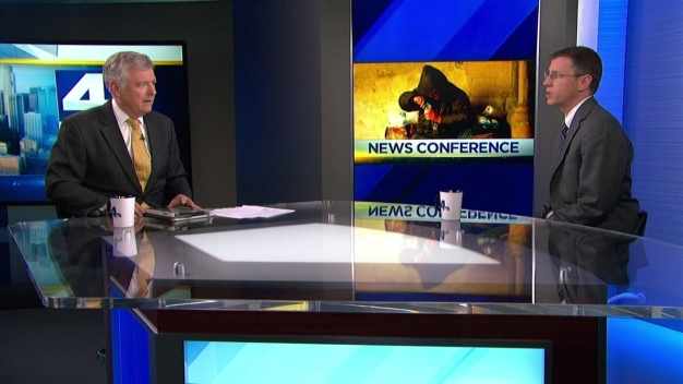 TLA NewsConference EXTRA Bill Looks to Change the 5150 Crisis in ER