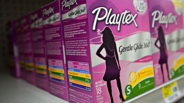 'NO Tax on Tampons' Bill Headed to California Governor