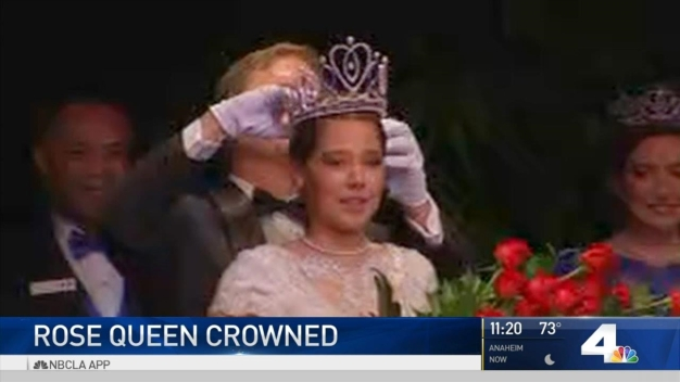 Temple City High School Student Crowned Rose Queen
