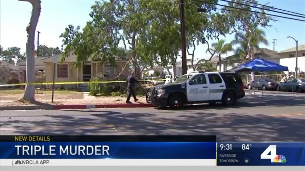3 Arrests Announced in Fullerton Triple Murder