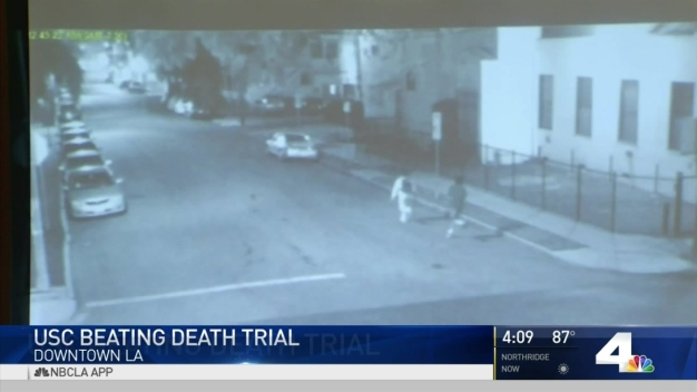 Trial Begins in USC Student's Slaying