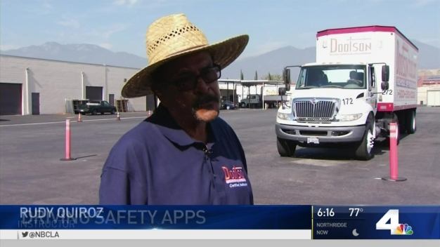 Truck-Driving Instructor Opposes Awake Safety App
