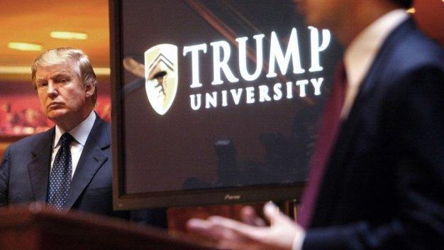 Trump Will Testify in Trump University Lawsuit