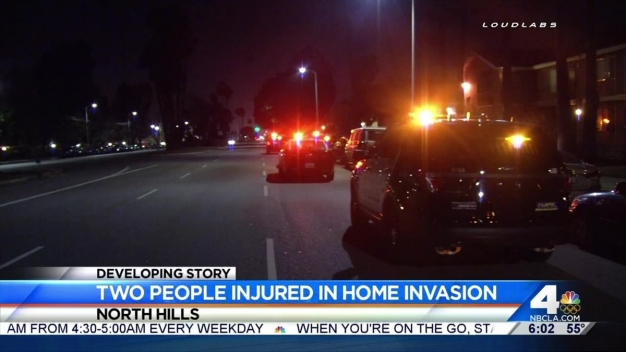 Two Injured in North Hills Home Invasion