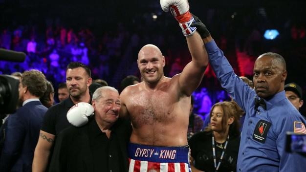 Tyson Fury Stays Unbeaten, Beats Schwarz in 2nd Round
