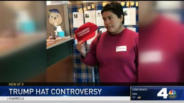 UCR Student Charged for Taking Student's MAGA Hat
