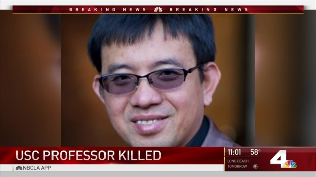 USC Psych Professor Fatally Stabbed by Student