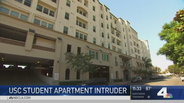 USC Students Frightened by Apartment Intruder