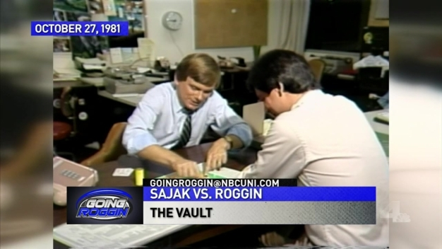 The Vault: Roggin vs. Sajak