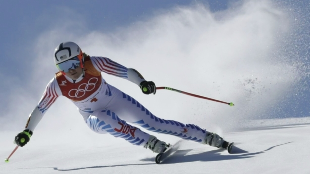 Lindsey Vonn Fires Back at Twitter Trolls After Super-G Loss