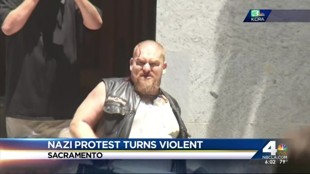 Violence Erupts at State Capitol