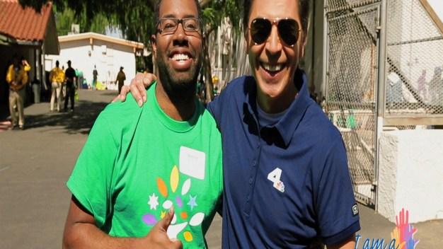 I Am a Volunteer - Mario Solis