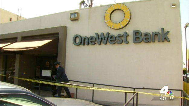 Search For Men Involved in Violent Bank Robbery